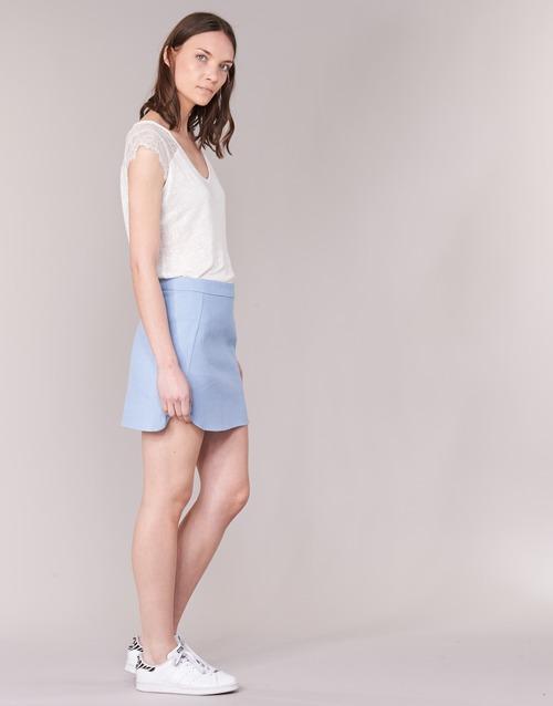 Faldas Textil Mujer London Betty Azul Iguaniary 0vmnOywN8