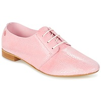 Zapatos Mujer Derbie Betty London GEZA Rosa