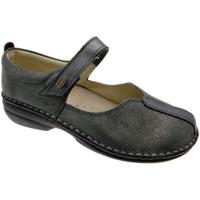 Zapatos Mujer Bailarinas-manoletinas Loren LOM2626gr grigio