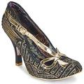 Zapatos Mujer Zapatos de tacón Irregular Choice BUBBLES Negro