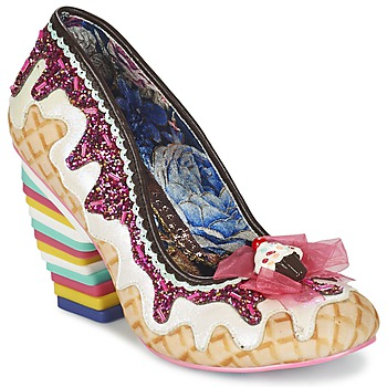 Zapatos Mujer Zapatos de tacón Irregular Choice SWEET TREATS Multicolor
