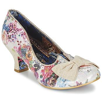 Zapatos Mujer Zapatos de tacón Irregular Choice DAZZLE RAZZLE Blanco