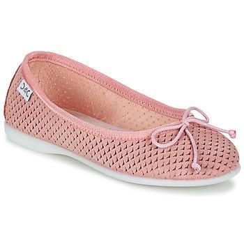Zapatos Niña Bailarinas-manoletinas Citrouille et Compagnie GERRAGO Rosa