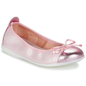 Zapatos Niña Bailarinas-manoletinas Citrouille et Compagnie GRAGON Rosa / Brillantina