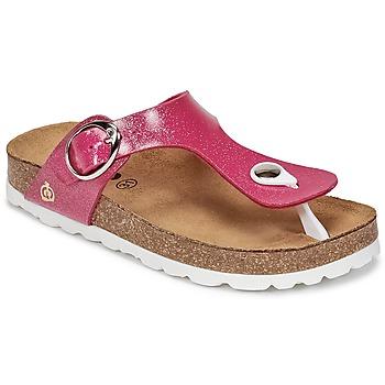 Zapatos Niña Chanclas Citrouille et Compagnie GOMINET Rosa