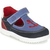 Zapatos Niño Sandalias Citrouille et Compagnie GANDAL Azul / Rojo