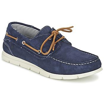 Zapatos Hombre Zapatos náuticos Casual Attitude GAPENA Marino