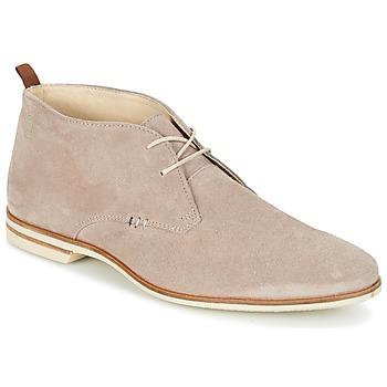 Zapatos Hombre Botas de caña baja Casual Attitude GIUME Topotea