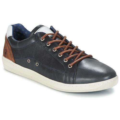 Zapatos Hombre Zapatillas bajas Casual Attitude GIEVE Azul