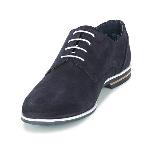 Zapatos casuales salvajes Casual Attitude GIPIJE Marino - Envío gratis Nueva promoción - Zapatos Derbie Hombre