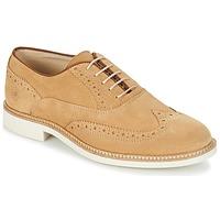 Zapatos Hombre Derbie Casual Attitude GIPIJE Beige / Amarillo