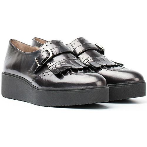 quality design b6ba0 e4818 ... Últimos recortes de precios Unisa CLASE Negro - Zapatos Derbie Mujer  64,90 ...
