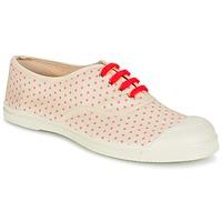 Zapatos Mujer Zapatillas bajas Bensimon TENNIS MINIPOIS CRUDO / Rosa