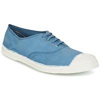 Zapatos Hombre Zapatillas bajas Bensimon TENNIS LACET Azul