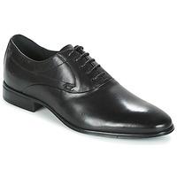 Zapatos Hombre Richelieu Carlington GYIOL Negro