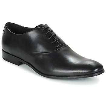Zapatos Hombre Richelieu Carlington GENIOU Negro