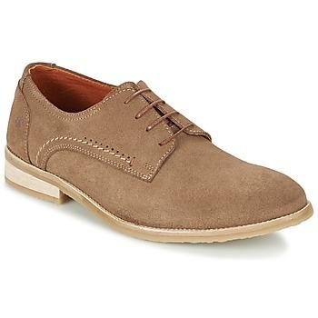 Zapatos Hombre Derbie Carlington GRAO Marrón
