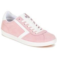 Zapatos Mujer Zapatillas bajas Yurban GUELVINE Rosa