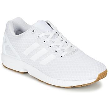 Zapatos Hombre Zapatillas bajas adidas Originals ZX FLUX Blanco