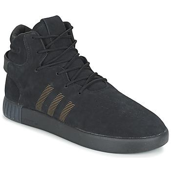 Zapatos Hombre Zapatillas bajas adidas Originals TUBULAR INVADER Negro