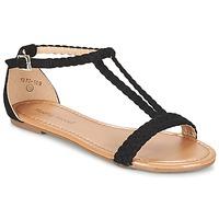 Zapatos Mujer Sandalias Moony Mood GEMINIELLE Negro