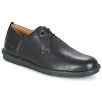 Zapatos Hombre Derbie Kickers VIKANG Negro