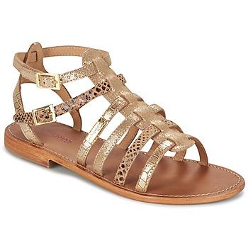 Zapatos Mujer Sandalias Les Tropéziennes par M Belarbi BAILLE Oro