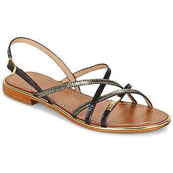 Zapatos Mujer Sandalias Les Tropéziennes par M Belarbi BELLE Negro