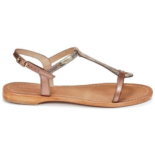 Belarbi Par Hamat M Mujer Les Bronce Sandalias Tropéziennes Zapatos vmwNO8n0