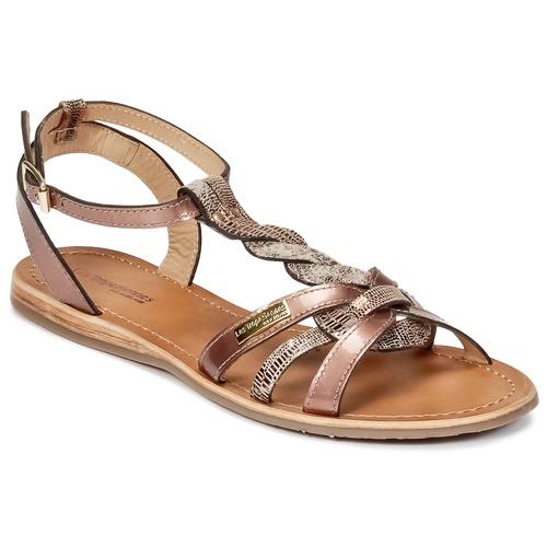 8ef7d77442e Zapatos Mujer Sandalias Les Tropéziennes par M Belarbi HAMS Bronce