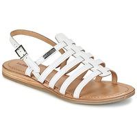 Zapatos Mujer Sandalias Les Tropéziennes par M Belarbi HAVAPO Blanco