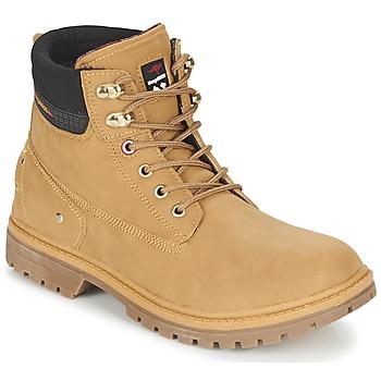 Zapatos Mujer Botas de caña baja Kangaroos KangaOutboots 2034 Miel
