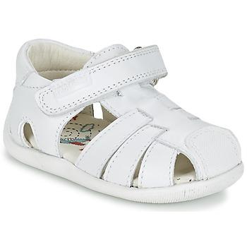 Zapatos Niño Sandalias Pablosky NETROLE Blanco