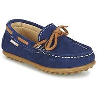 Zapatos Niño Zapatos náuticos Pablosky RACEZE Azul