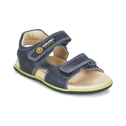 Zapatos Niño Sandalias Pablosky GARMINOUTE Azul