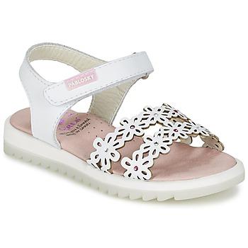 Zapatos Niña Sandalias Pablosky COULOIME Blanco