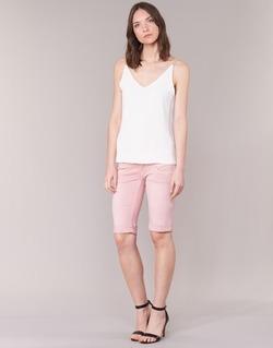textil Mujer Shorts / Bermudas Freeman T.Porter BELIXA NEW MAGIC COLOR Rosa