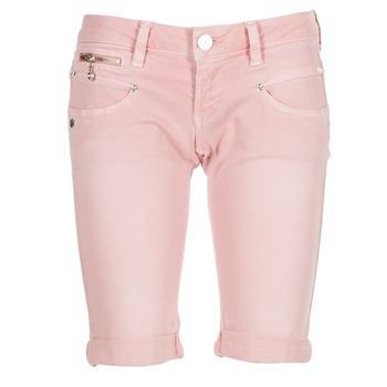 textil Mujer Shorts / Bermudas Freeman T.Porter BELIXA NEW MAGIC COLOR Rosa
