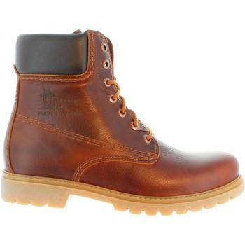 Zapatos Hombre Botas urbanas Panama Jack PANAMA 03 C51 Marrón