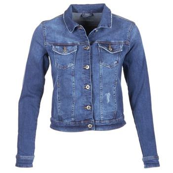 textil Mujer chaquetas denim Esprit CROVETTA Azul / Medium