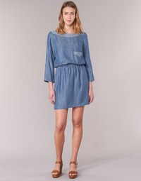 textil Mujer vestidos cortos Esprit CHAVIOTA Azul / Medium