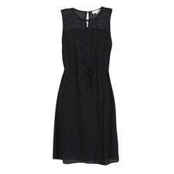 textil Mujer vestidos cortos Cream DONA Negro