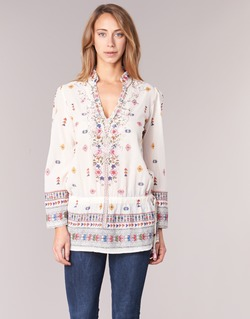 textil Mujer túnicas Derhy DETENTE Crudo