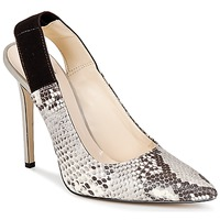 Zapatos Mujer Zapatos de tacón Bata TALL Gris / Serpiente