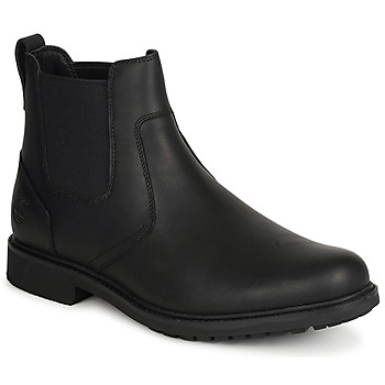 Zapatos Hombre Botas de caña baja Timberland EK STORMBUCKS CHELSEA Negro