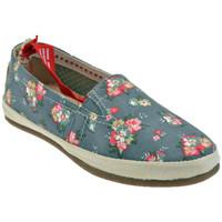 Zapatos Mujer Slip on O-joo  Azul