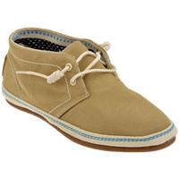 Zapatos Hombre Zapatillas bajas O-joo  Beige
