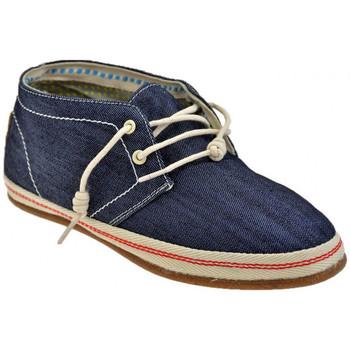 Zapatos Hombre Zapatillas bajas O-joo  Azul