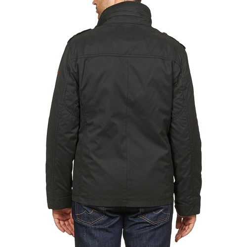Munoz Textil Esprit Negro Hombre Cazadoras VzqSMUp