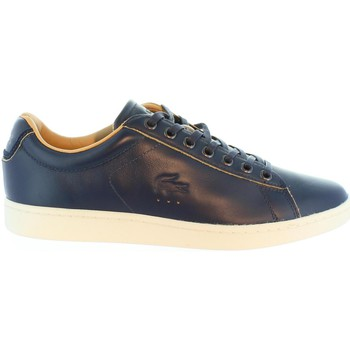 Zapatos Hombre Deportivas Moda Lacoste 30SRM0001 CARNABY Azul